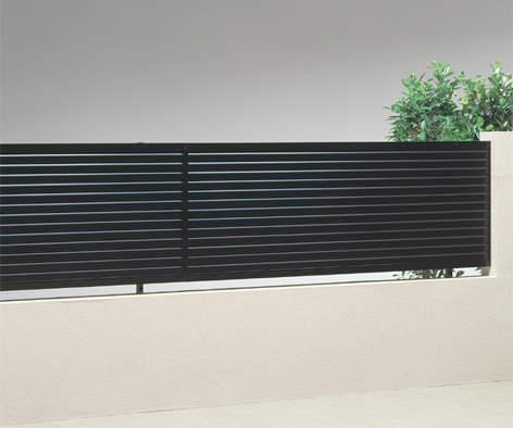 四国化成ルーバーフェンス1型