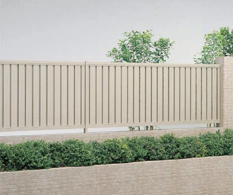 四国化成ルーバーフェンス2型